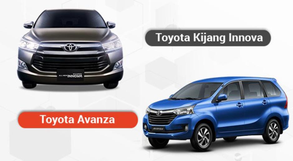 Beda Harga Toyota Kijang Innova Dan Avanza 2016