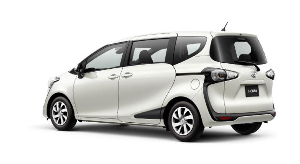 Daftar Harga Toyota Sienta, Review, Spesifikasi, Paket Kredit & Gambar SIENTA 2019