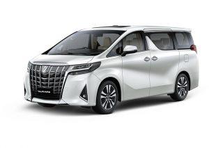 Promo Toyota Alphard 2018