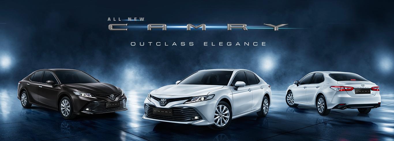 Harga , Promo & Spesifikasi Terbaru Toyota Camry 2019