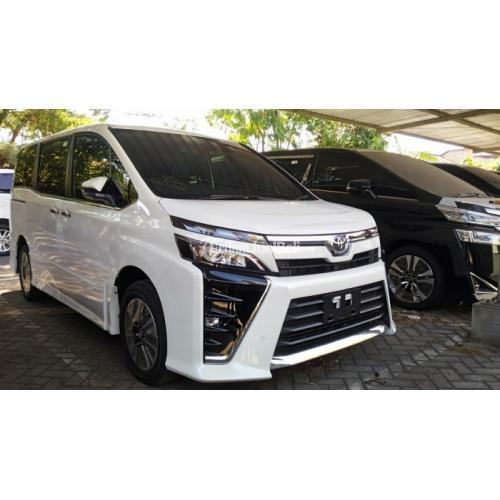 Harga Promo Toyota Voxy 2019, Review Spesifikasi & Gambar