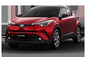 Toyota CHR terbaru