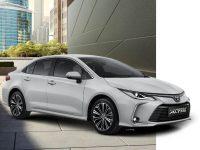 Toyota Altis 2019 Terbaru Hybrid
