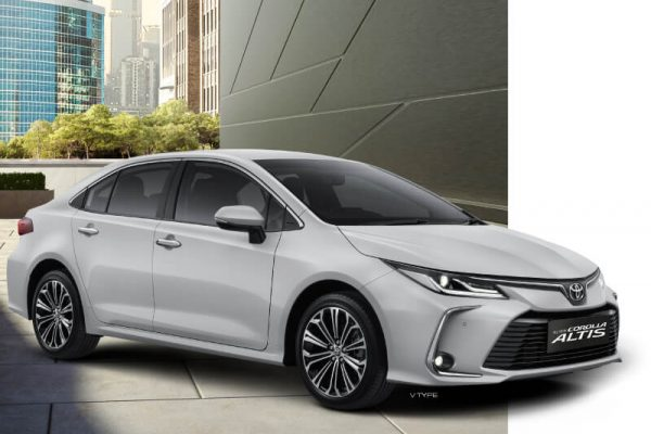 Harga Toyota Corolla Altis