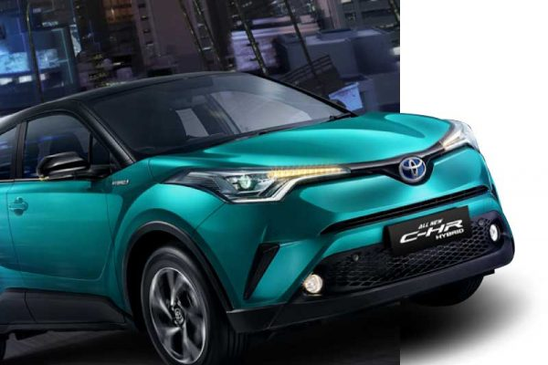 Toyota All New C-HR Hybrid