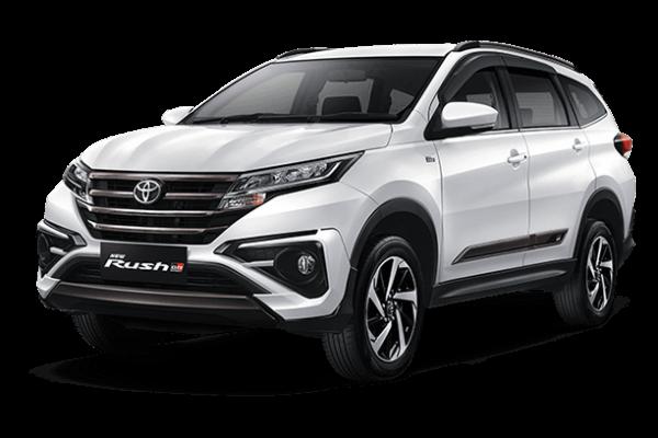 Toyota Rush GR Sport