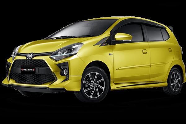Toyota Agya GR Sport 2021