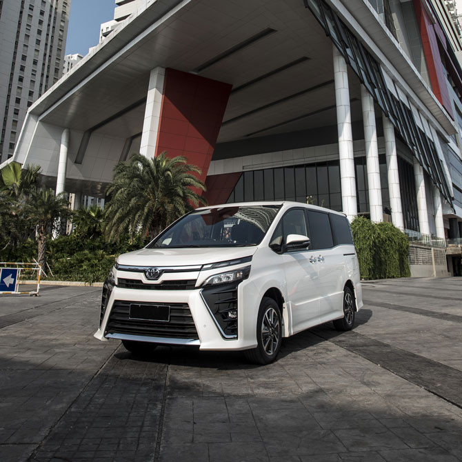 ALL NEW TOYOTA VOXY 2020