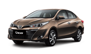 Toyota vios 2019 warna coklat brown