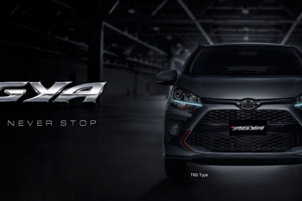 NEW Toyota AGYA S TRD Sportivo 2020