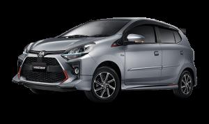 Toyota agya trd 2021