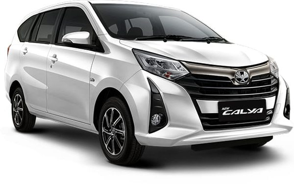 ALL NEW TOYOTA CALYA 2020 - 2021 Harga Promo