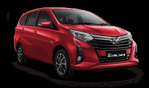 Toyota New CALYA RED