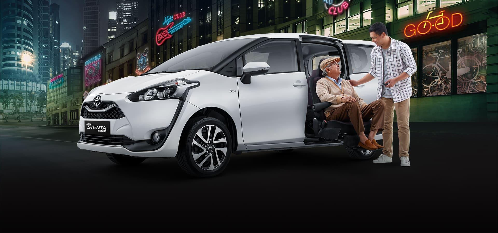 Kekurangan Harga Mobil Toyota Sienta Review