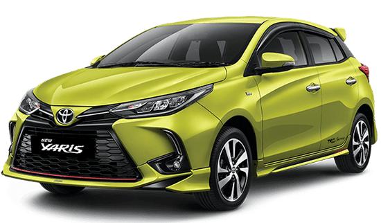 Toyota Yaris G dan S TRD 2020 Terbaru