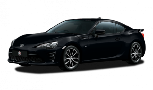 toyota ft86 warna hitam